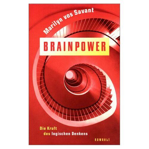 Marilyn Vos Savant - Brainpower - Preis vom 16.04.2021 04:54:32 h