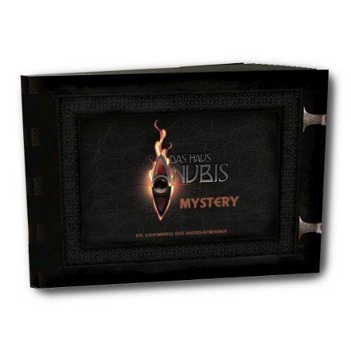 - Das Haus Anubis. Mystery - Die Geheimnisse der Anubis-Bewohner - Preis vom 13.05.2021 04:51:36 h