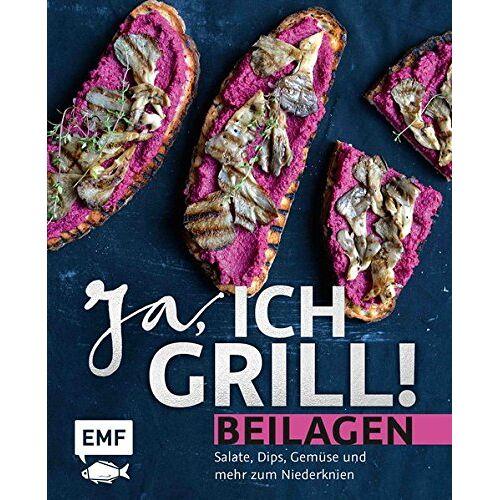 - Ja, ich grill! – Beilagen: Salate, Dips, Gemüse und mehr zum Niederknien - Preis vom 25.01.2021 05:57:21 h
