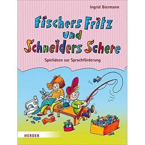 Ingrid Biermann - Fischers Fritz und Schneiders Schere - Preis vom 16.01.2021 06:04:45 h