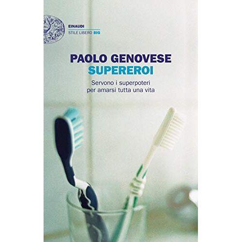 Paolo Genovese - Supereroi - Preis vom 14.04.2021 04:53:30 h