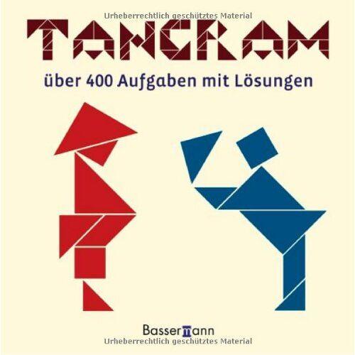 Norbert Pautner - Tangram: über 400 Puzzles mit Lösungen - Preis vom 27.02.2021 06:04:24 h
