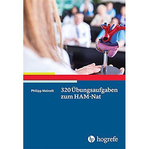 Philipp Meinelt - 320 Übungsaufgaben zum HAM-Nat - Preis vom 21.10.2020 04:49:09 h
