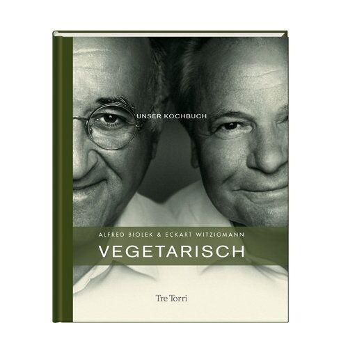 Alfred Biolek - Unser Kochbuch - Vegetarisch - Preis vom 05.09.2020 04:49:05 h