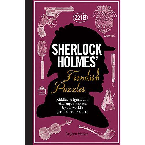 Tim Dedopulos - Sherlock Holmes' Fiendish Puzzles - Preis vom 25.02.2021 06:08:03 h