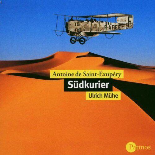 Saint-Exupéry, Antoine de - Südkurier. 2 CDs. - Preis vom 05.09.2020 04:49:05 h