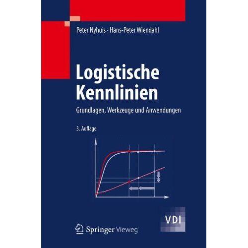 Peter Nyhuis - Logistische Kennlinien: Grundlagen, Werkzeuge und Anwendungen (VDI-Buch) - Preis vom 20.10.2020 04:55:35 h