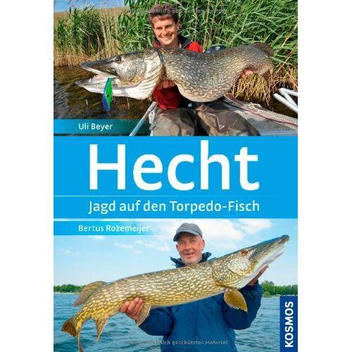 Uli Beyer - Hecht: Europas Raubfisch Nr. 1 - Preis vom 27.02.2021 06:04:24 h