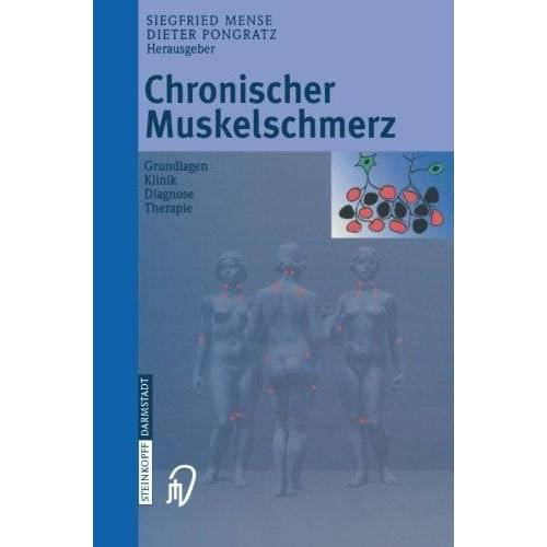 S. Mense - Chronischer Muskelschmerz - Preis vom 19.01.2021 06:03:31 h