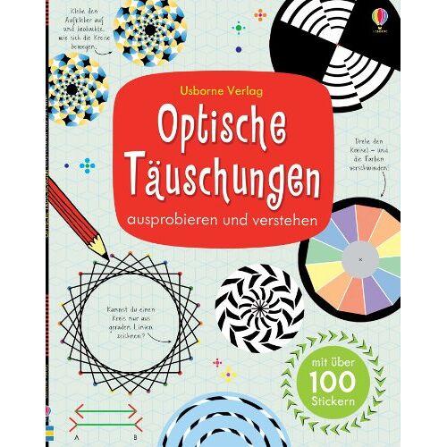 Sam Taplin - Optische Täuschungen: ausprobieren und verstehen - Preis vom 16.01.2021 06:04:45 h