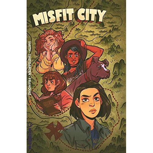 - Misfit City T1 (Misfit City (1)) - Preis vom 23.01.2021 06:00:26 h