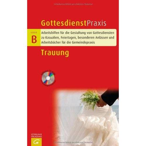 Christian Schwarz - Trauung (Gottesdienstpraxis Serie B) - Preis vom 13.12.2019 05:57:02 h