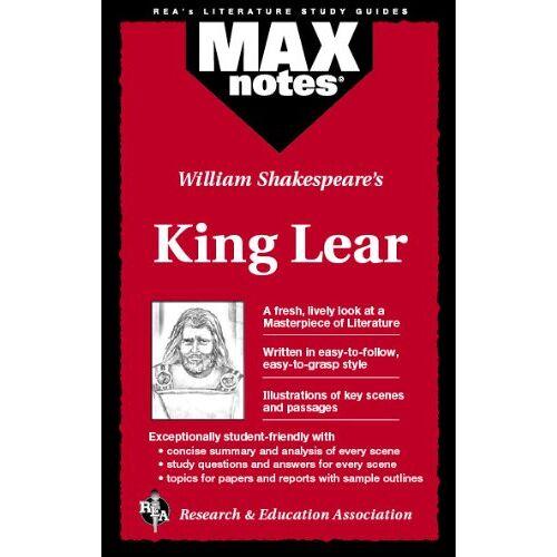 Corinna Siebert Ruth - King Lear (Maxnotes Literature Guides) - Preis vom 13.05.2021 04:51:36 h