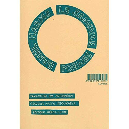 Daniil Harms - Le Samovar: Poèmes - Preis vom 17.01.2021 06:05:38 h