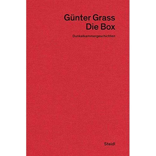 Günter Grass - Die Box: Neue Göttinger Ausgabe Band 18 - Preis vom 24.02.2021 06:00:20 h