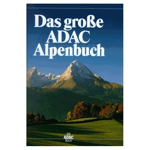 - Das große ADAC - Alpenbuch - Preis vom 13.05.2021 04:51:36 h