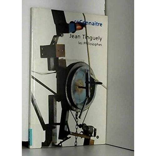 Collectif - JEAN TINGUELY (Reconnaître) - Preis vom 09.05.2021 04:52:39 h
