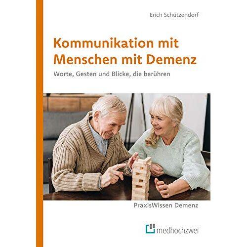 Erich Schützendorf - Kommunikation mit Menschen mit Demenz (PraxisWissen Demenz) - Preis vom 16.05.2021 04:43:40 h
