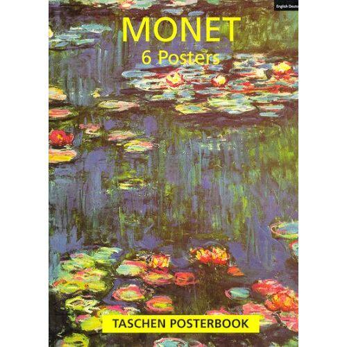 Claude Monet - Monet Posterbook: MIDI Posters - Preis vom 28.02.2021 06:03:40 h