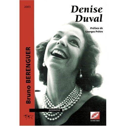 Bruno Berenguer - Denise Duval - Preis vom 04.09.2020 04:54:27 h