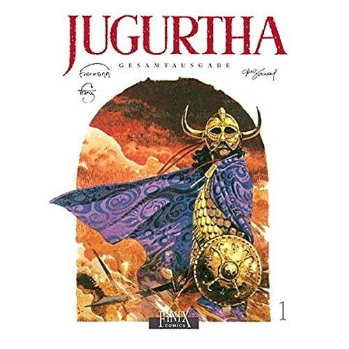 Jean-Luc Vernal - Jugurtha / Jugurtha Gesamtausgabe: Band 1 - Preis vom 21.10.2020 04:49:09 h