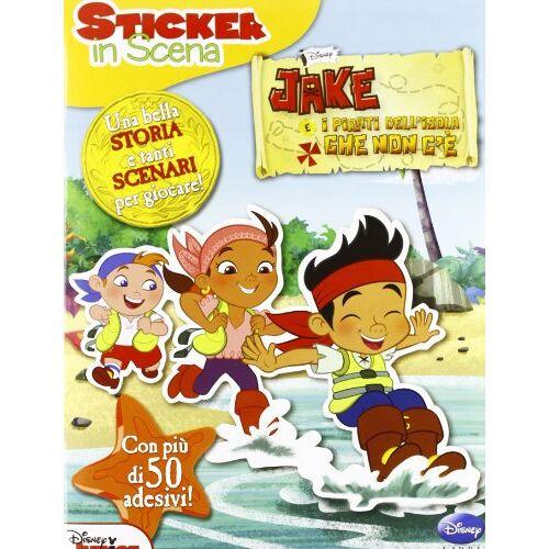 Disney - Jake. Sticker in scena - Preis vom 20.10.2020 04:55:35 h