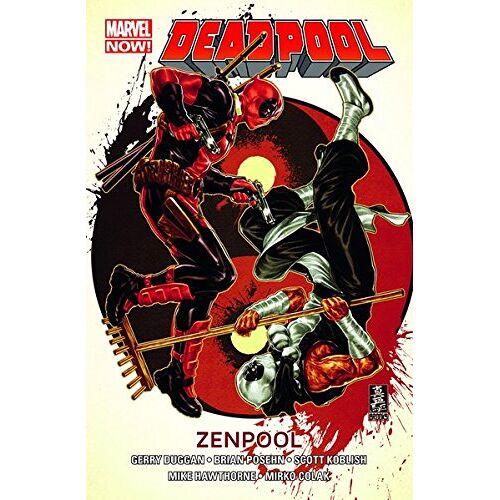 Gerry Duggan - Deadpool - Marvel Now!: Bd. 7: Zenpool - Preis vom 28.02.2021 06:03:40 h