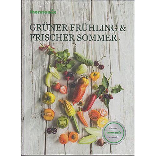 - Thermomix Kochbuch Grüner Frühling & Frischer Sommer - Preis vom 21.10.2020 04:49:09 h