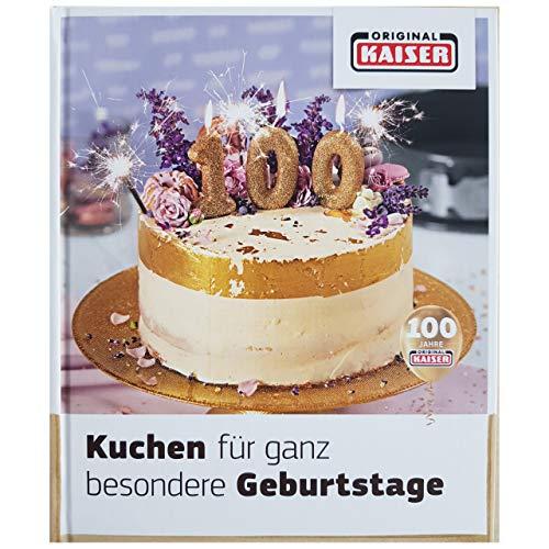 Kaiser - Kuchen für ganz besondere Geburtstage - Preis vom 05.09.2020 04:49:05 h