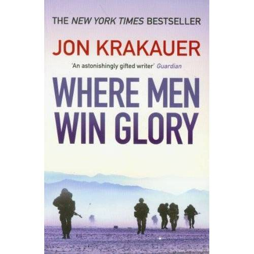 Jon Krakauer - Where Men Win Glory - Preis vom 20.10.2020 04:55:35 h