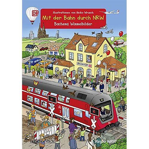 - Mit der Bahn durch NRW: Bachems Wimmelbilder, klein - Preis vom 07.04.2020 04:55:49 h
