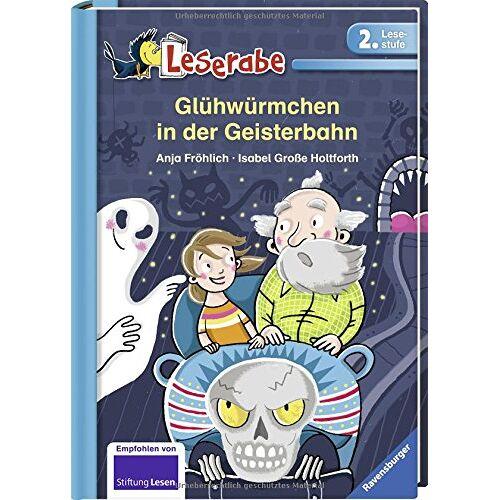 Anja Froehlich - Glühwürmchen in der Geisterbahn (Leserabe - 2. Lesestufe) - Preis vom 05.03.2021 05:56:49 h