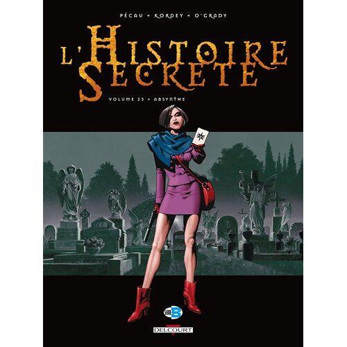 Jean-Pierre Pécau - L'Histoire Secrète, Tome 23 : Absynthe - Preis vom 18.04.2021 04:52:10 h