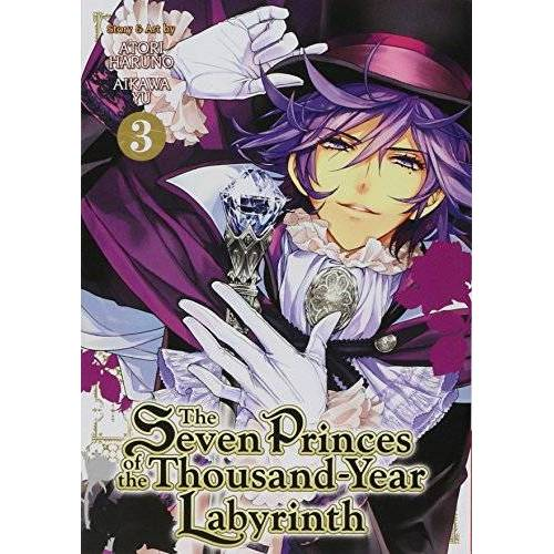 Yu Aikawa - The Seven Princes of the Thousand Year Labyrinth (The Seven Princes of Thousand Year Labyrinth) - Preis vom 15.05.2021 04:43:31 h