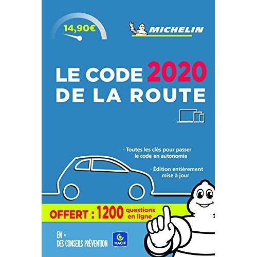 Michelin - Code de la Route Michelin 2020 - Preis vom 06.09.2020 04:54:28 h