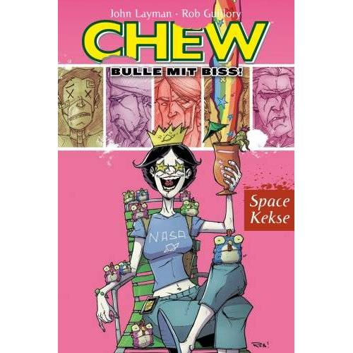 John Layman - Chew - Bulle mit Biss 06: Space Kekse - Preis vom 20.10.2020 04:55:35 h