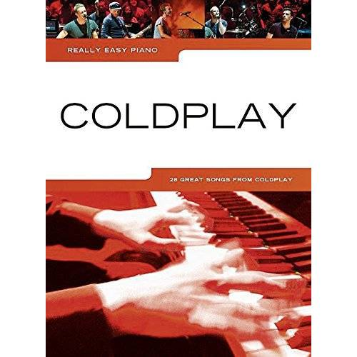 - Really Easy Piano: Coldplay: 28 Great Songs from Coldplay - Preis vom 16.01.2021 06:04:45 h