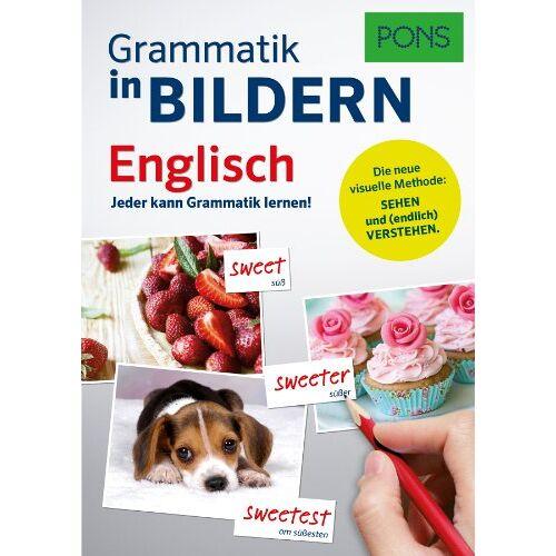 - PONS Grammatik in Bildern Englisch: Jeder kann Grammatik lernen! - Preis vom 21.10.2019 05:04:40 h