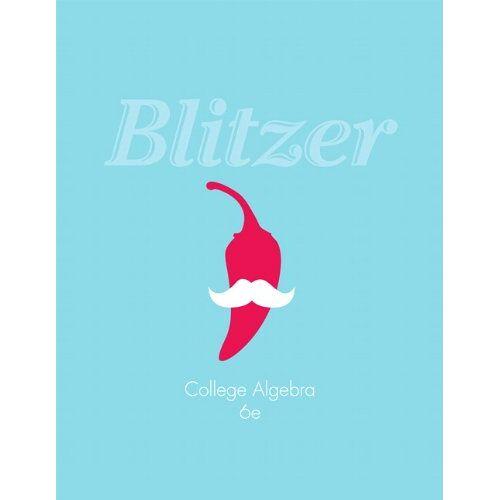 Robert Blitzer - College Algebra - Preis vom 27.02.2021 06:04:24 h
