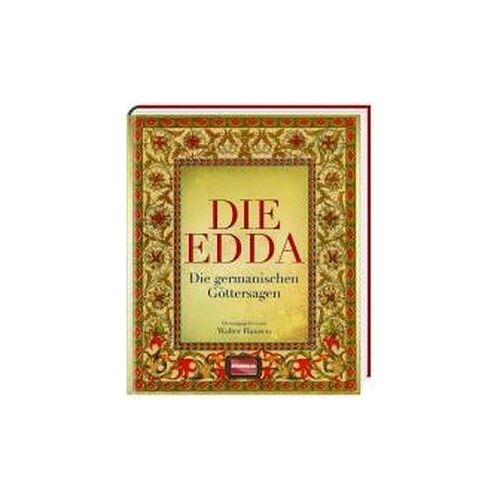 Walter Hansen - Die Edda: Die germanischen Göttersagen - Preis vom 23.01.2020 06:02:57 h