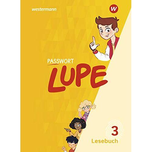 - PASSWORT LUPE - Lesebuch: Lesebuch 3 - Preis vom 18.04.2021 04:52:10 h