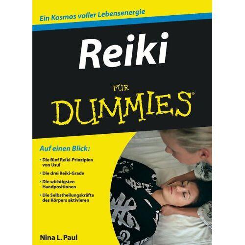 Paul, Nina L. - Reiki für Dummies (Fur Dummies) - Preis vom 06.12.2019 06:03:57 h