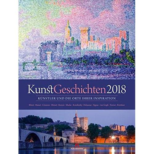 Ackermann Kunstverlag - KunstGeschichten 2018 - Preis vom 09.04.2020 04:56:59 h