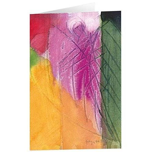 - Kunstkarten Purpurner Engel - 5 Stk - Preis vom 21.04.2021 04:48:01 h