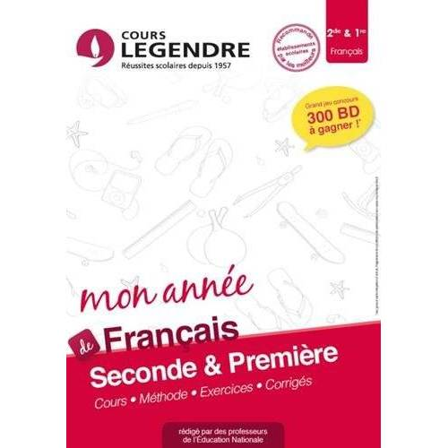 Marrucho - Français 2nde Cahier de Vacances 2nde - Preis vom 06.09.2020 04:54:28 h
