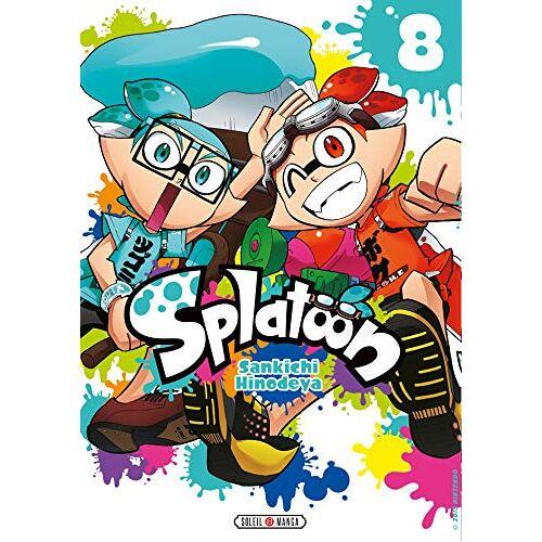- Splatoon T08 (Splatoon (8)) - Preis vom 27.02.2021 06:04:24 h