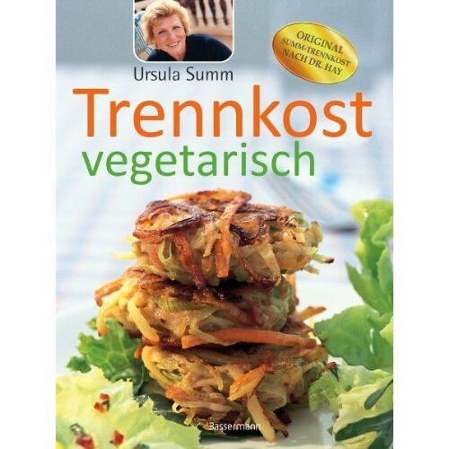 Ursula Summ - Trennkost vegetarisch - Preis vom 24.01.2021 06:07:55 h