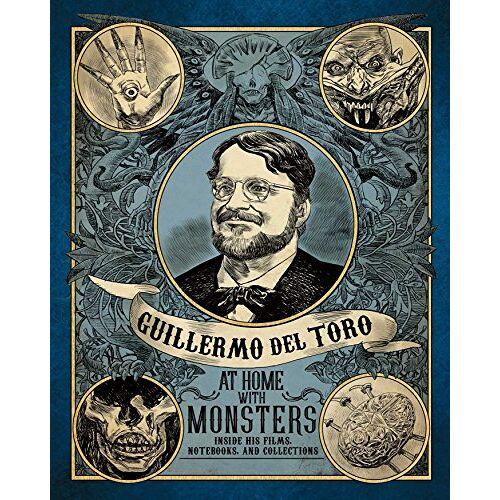 Guillermo Del Toro - GUILLERMO DEL TORO: AT HOME WITH MONSTERS - Preis vom 20.10.2020 04:55:35 h