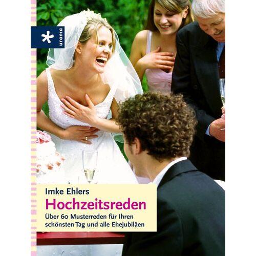 Imke Ehlers - Hochzeitsreden - Preis vom 05.04.2020 05:00:47 h