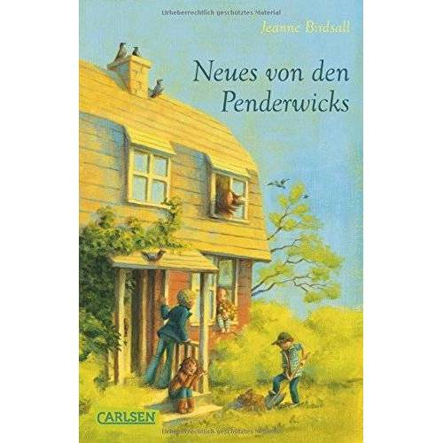 Jeanne Birdsall - Neues von den Penderwicks (Die Penderwicks 4) - Preis vom 18.10.2020 04:52:00 h